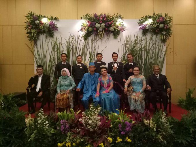 Wedding Nuning and Didi by B'steak Function Hall - 006