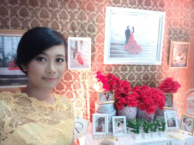 TRIAL WEDDING MAKE UP by Nikma Rosida MUA - 050