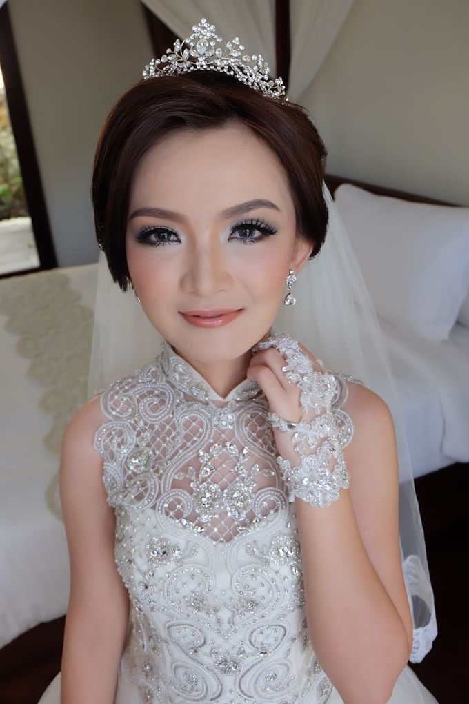The Wedding by New Melati Salon Bali - 002