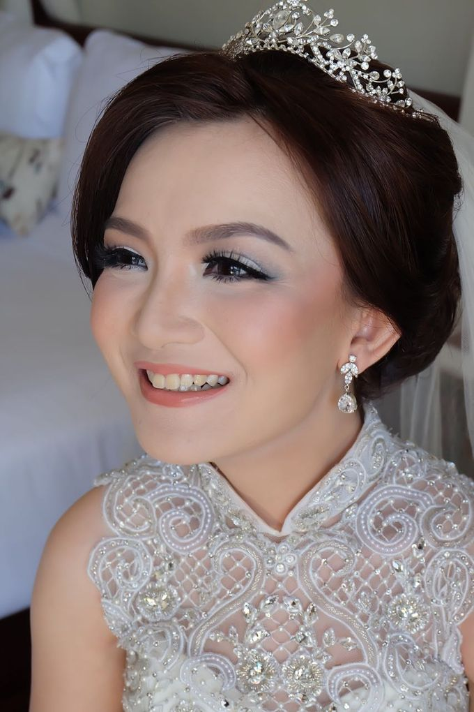 The Wedding by New Melati Salon Bali - 001