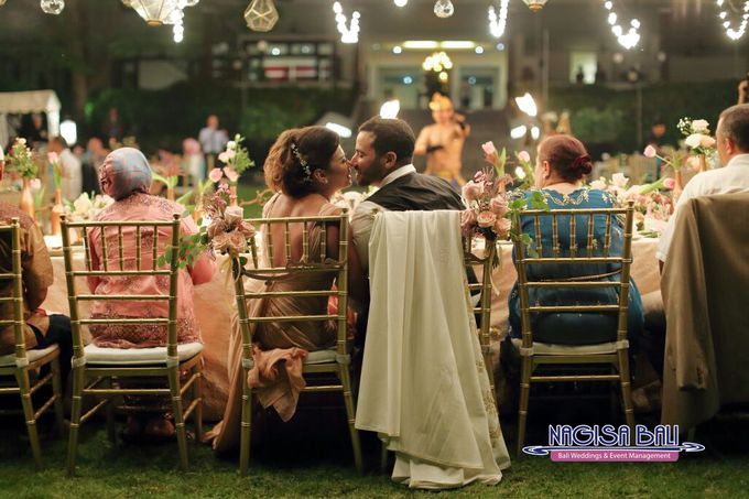 Nagisa Bali Wedding For Siska & Hichem by Nagisa Bali - 002
