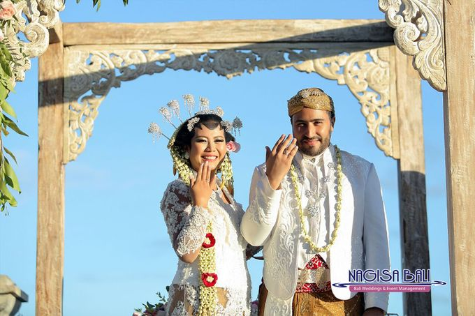 Nagisa Bali Wedding For Siska & Hichem by Nagisa Bali - 004