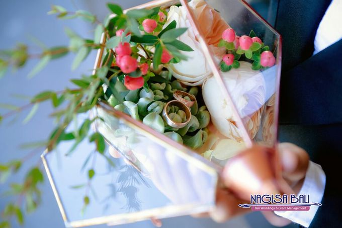 Nagisa Bali Wedding For Siska & Hichem by Nagisa Bali - 006