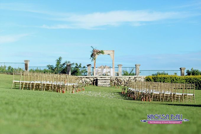 Nagisa Bali Wedding For Siska & Hichem by Nagisa Bali - 007