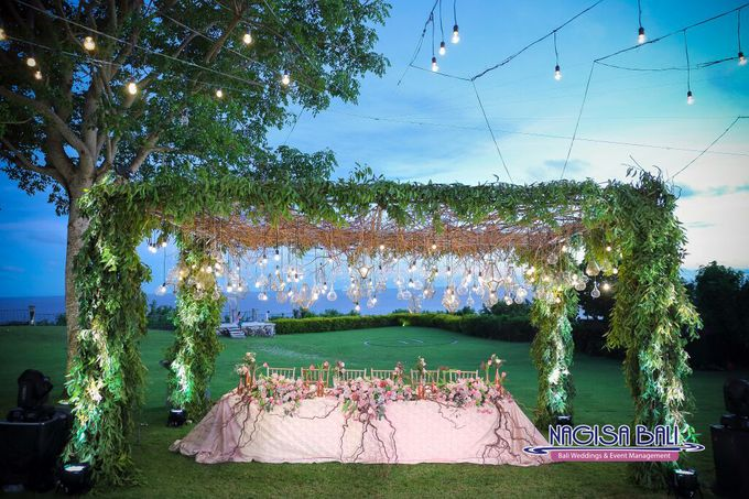 Nagisa Bali Wedding For Siska & Hichem by Nagisa Bali - 008