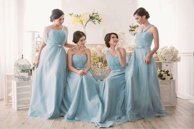 New collection 2017 by Lademoiselle Bridesmaids - 023