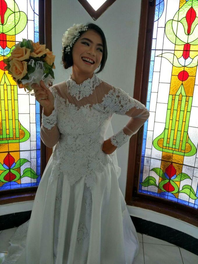 TRIAL WEDDING MAKE UP by Nikma Rosida MUA - 015