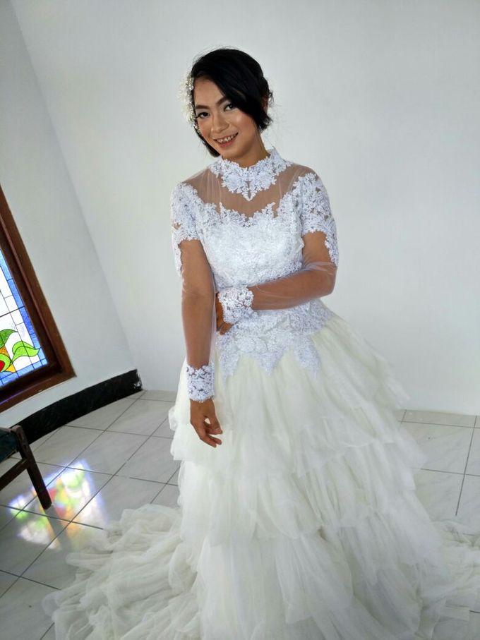 TRIAL WEDDING MAKE UP by Nikma Rosida MUA - 018