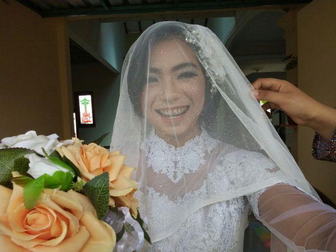 TRIAL WEDDING MAKE UP by Nikma Rosida MUA - 020