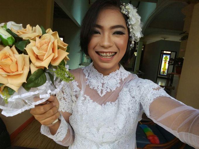 TRIAL WEDDING MAKE UP by Nikma Rosida MUA - 021