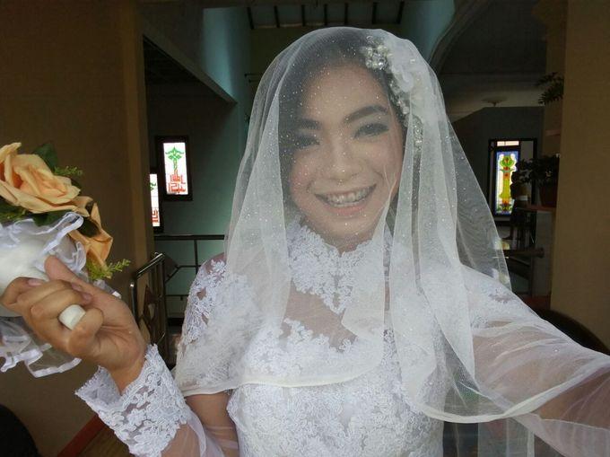 TRIAL WEDDING MAKE UP by Nikma Rosida MUA - 024