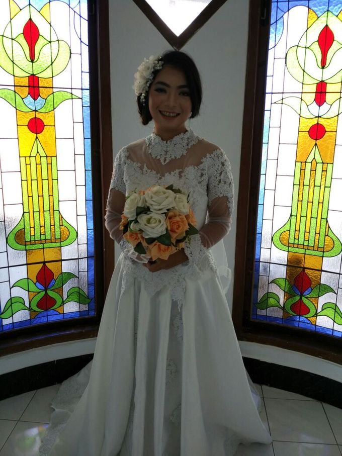 TRIAL WEDDING MAKE UP by Nikma Rosida MUA - 027