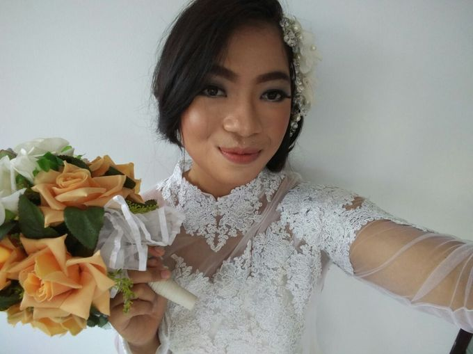 TRIAL WEDDING MAKE UP by Nikma Rosida MUA - 029