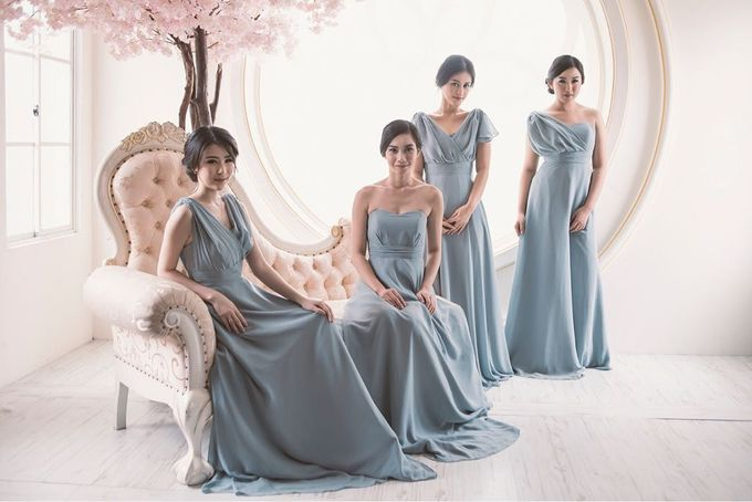 New collection 2017 by Lademoiselle Bridesmaids - 024