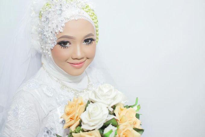 TRIAL WEDDING MAKE UP by Nikma Rosida MUA - 001