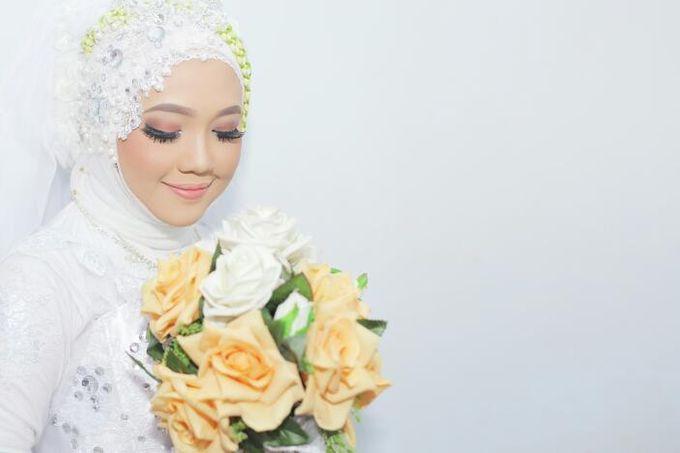 TRIAL WEDDING MAKE UP by Nikma Rosida MUA - 003