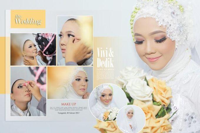 TRIAL WEDDING MAKE UP by Nikma Rosida MUA - 004