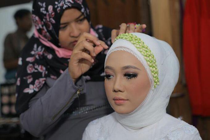 TRIAL WEDDING MAKE UP by Nikma Rosida MUA - 005