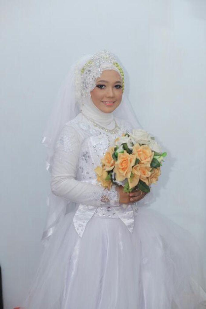 TRIAL WEDDING MAKE UP by Nikma Rosida MUA - 006