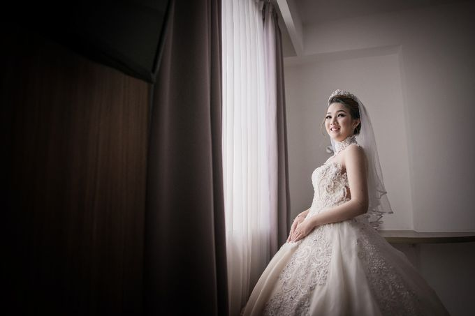 Wedding Erich & Sylvia by Fave Hotel Hypersquare - 002