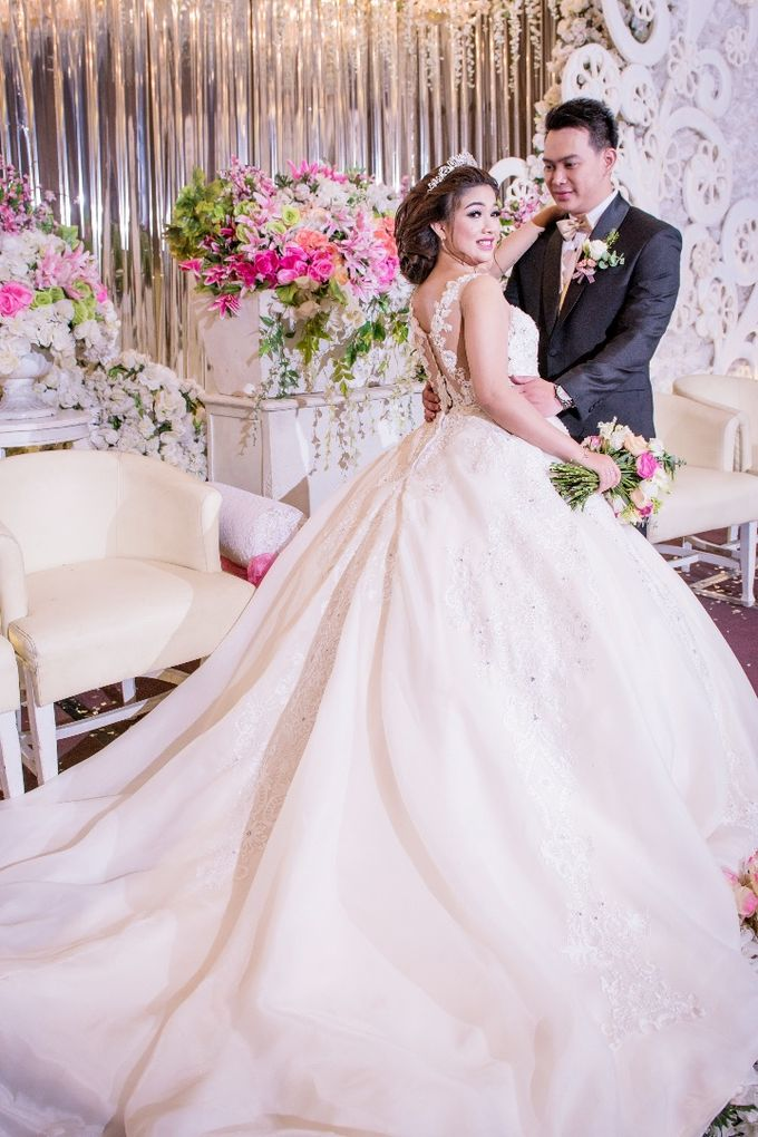 Wedding Erich & Sylvia by Fave Hotel Hypersquare - 011
