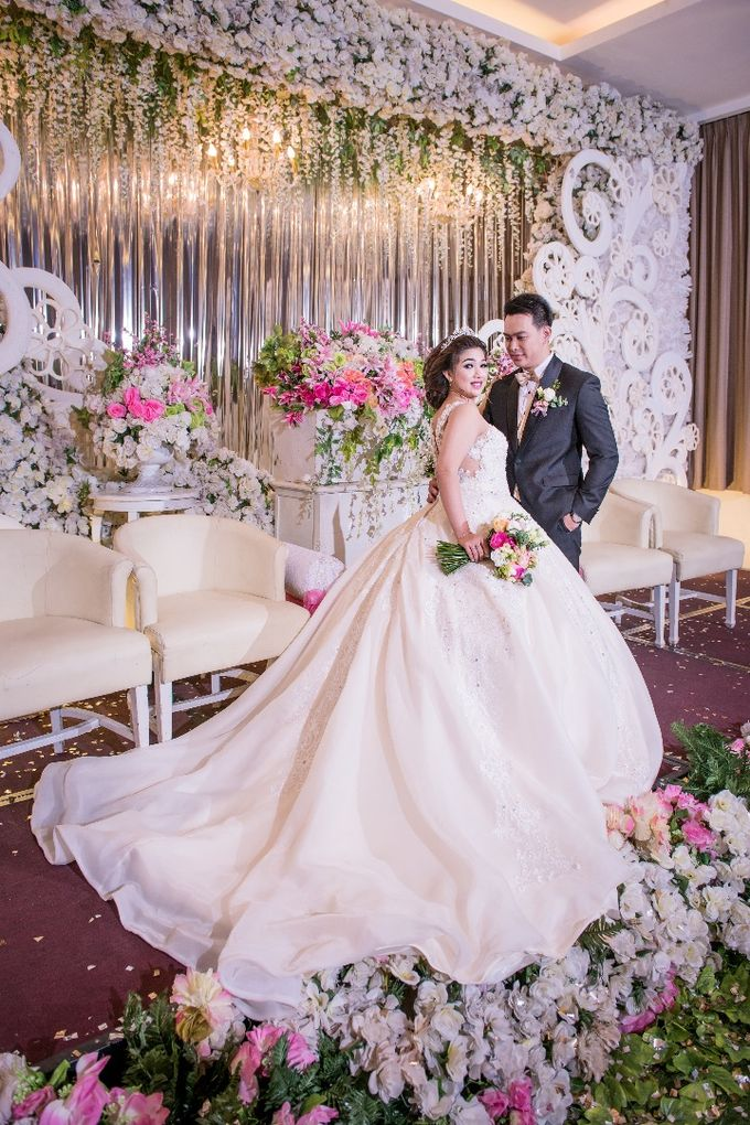 Wedding Erich & Sylvia by Fave Hotel Hypersquare - 012