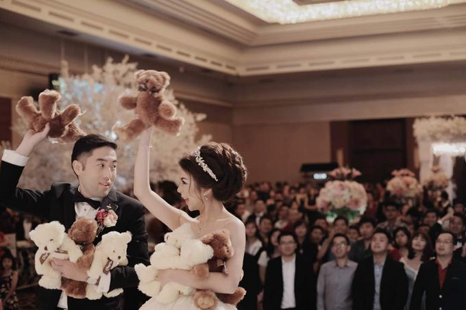 The Wedding of Wilson & Fanny by WedConcept Wedding Planner & Organizer - 001