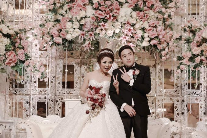 The Wedding of Wilson & Fanny by WedConcept Wedding Planner & Organizer - 002