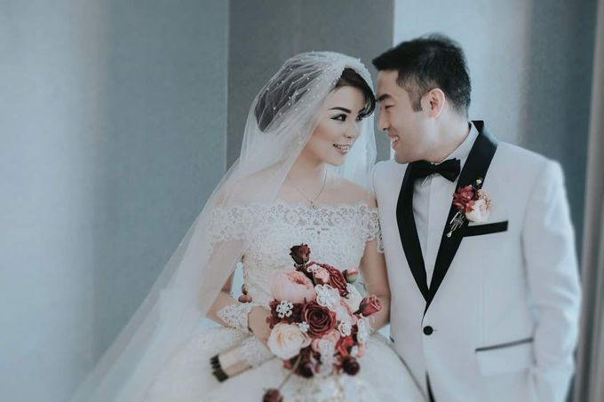 The Wedding of Wilson & Fanny by WedConcept Wedding Planner & Organizer - 006