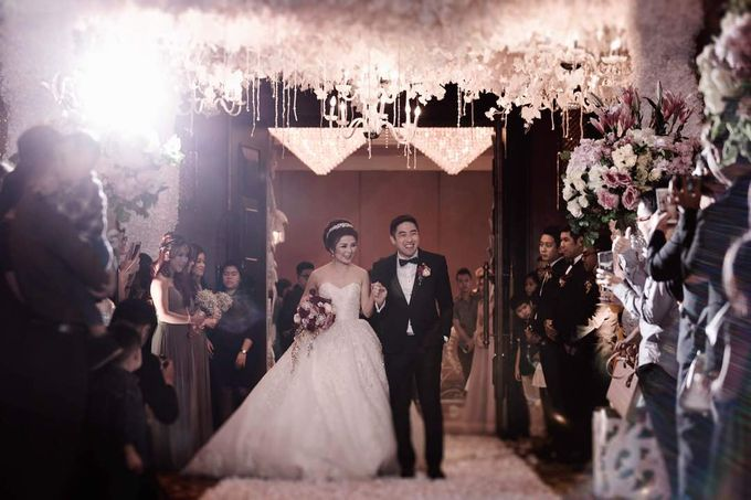 The Wedding of Wilson & Fanny by WedConcept Wedding Planner & Organizer - 009