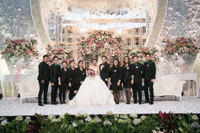 The Wedding of Wilson & Fanny by WedConcept Wedding Planner & Organizer - 010