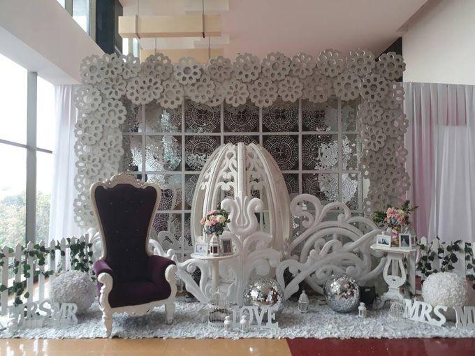 Wedding Harry & Marissa by Merlynn Park Hotel - 011