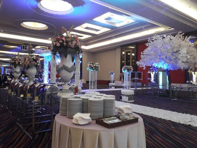 Wedding Harry & Marissa by Merlynn Park Hotel - 012