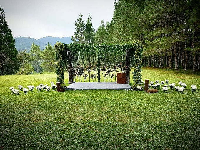 Rustic Theme Decoration by Home Smile Florist - 008