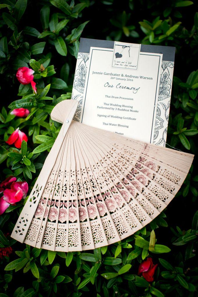 Intimate Thai Wedding Ceremony by Dream Asia Weddings - 024