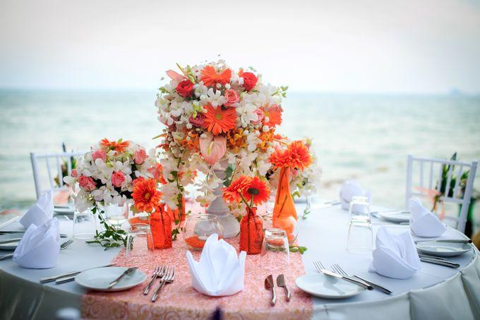 Intimate Thai Wedding Ceremony by Dream Asia Weddings - 019