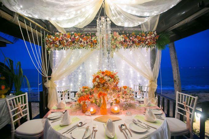 Intimate Thai Wedding Ceremony by Dream Asia Weddings - 027