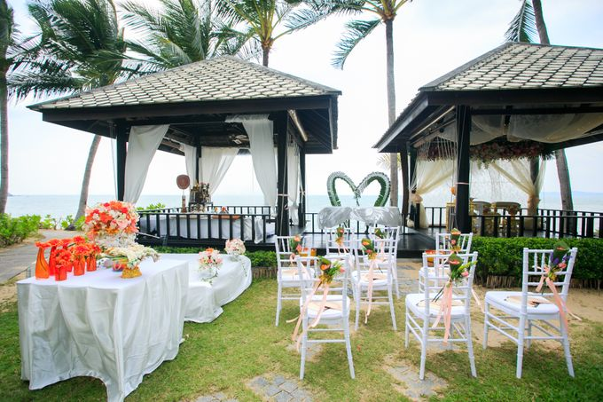 Intimate Thai Wedding Ceremony by Dream Asia Weddings - 011