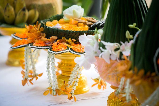 Intimate Thai Wedding Ceremony by Dream Asia Weddings - 012