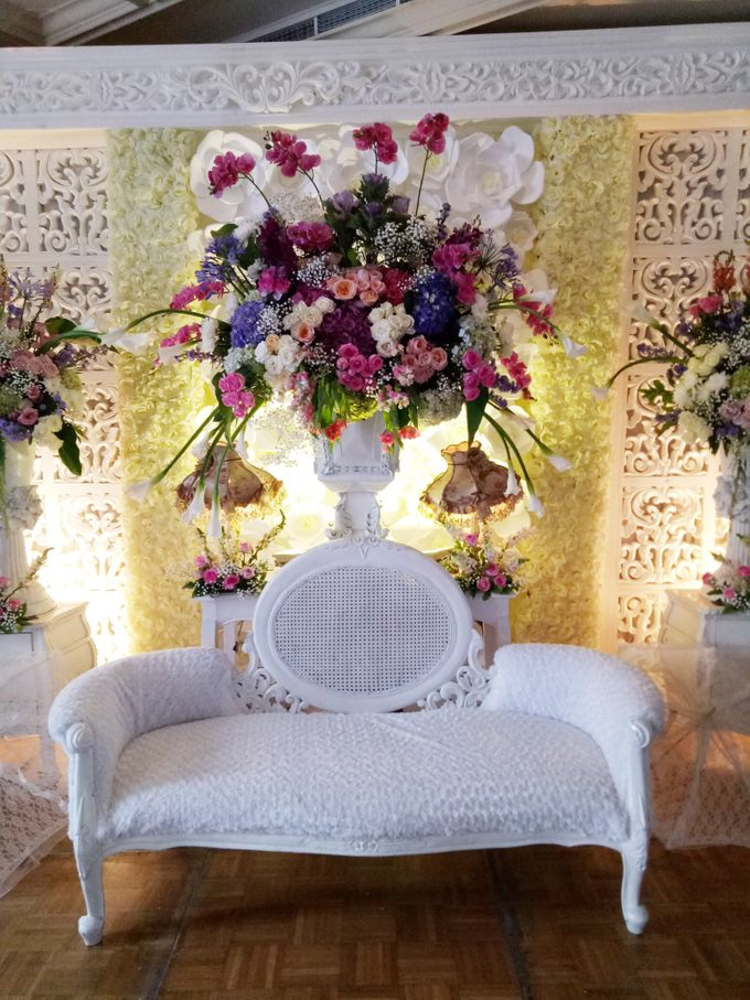Gita & Julian by Charissa Event & Wedding Decoration - 001