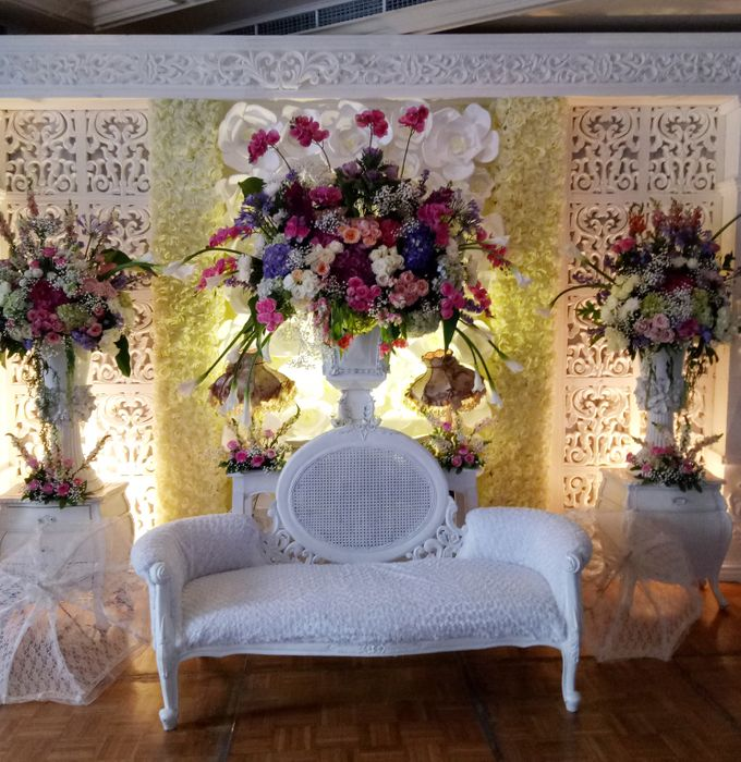 Gita & Julian by Charissa Event & Wedding Decoration - 002
