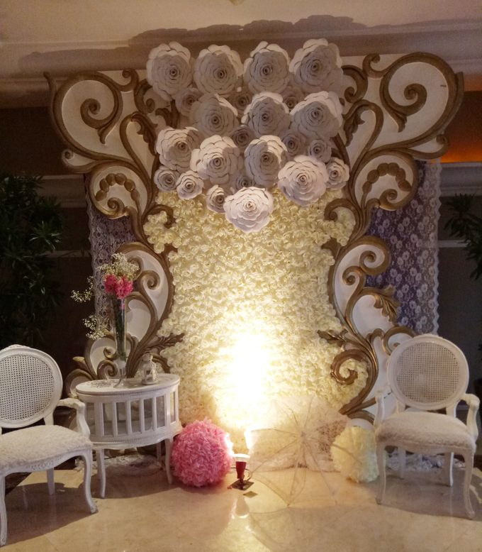 Gita & Julian by Charissa Event & Wedding Decoration - 011