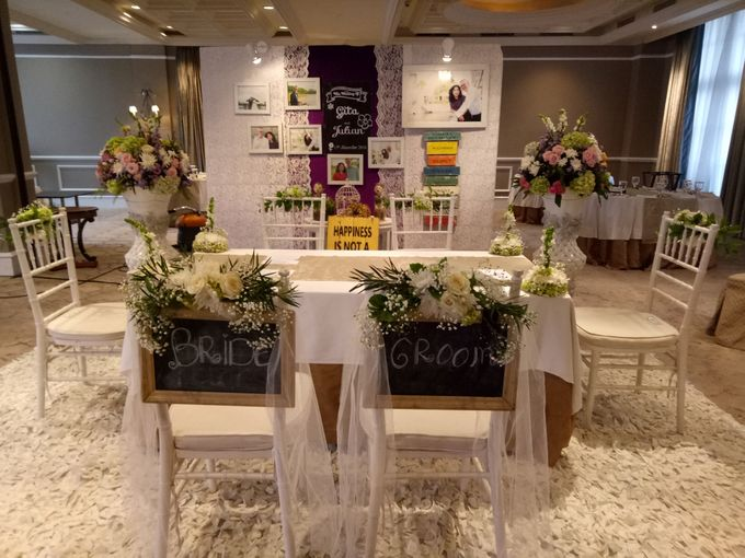 Gita & Julian by Charissa Event & Wedding Decoration - 009