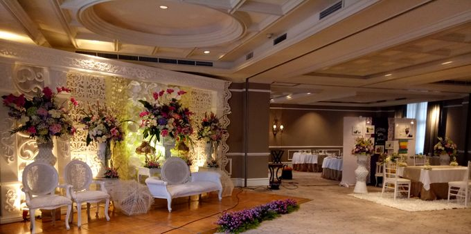 Gita & Julian by Charissa Event & Wedding Decoration - 012