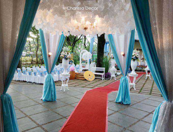 Outdoor Shabby Decor by Charissa Event & Wedding Decoration - 002