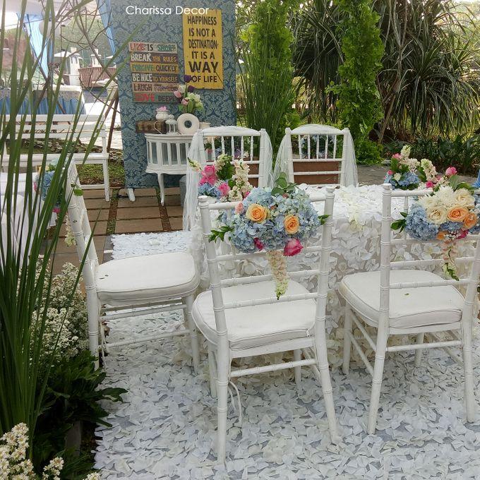 Outdoor Shabby Decor by Charissa Event & Wedding Decoration - 004
