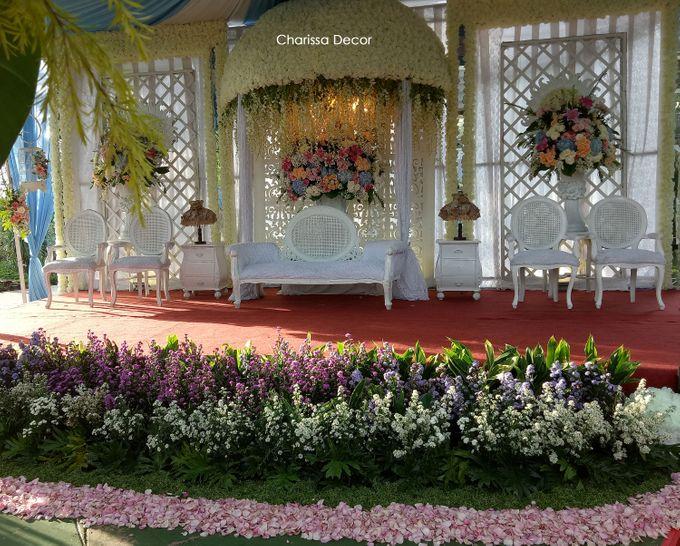 Outdoor Shabby Decor by Charissa Event & Wedding Decoration - 005