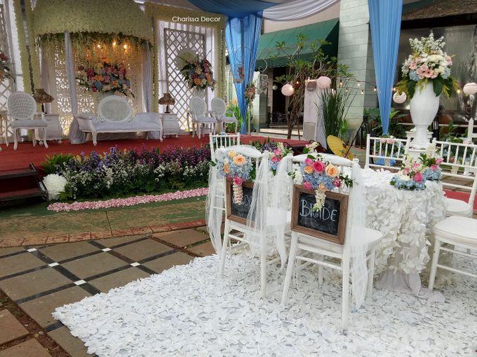 Outdoor Shabby Decor by Charissa Event & Wedding Decoration - 008