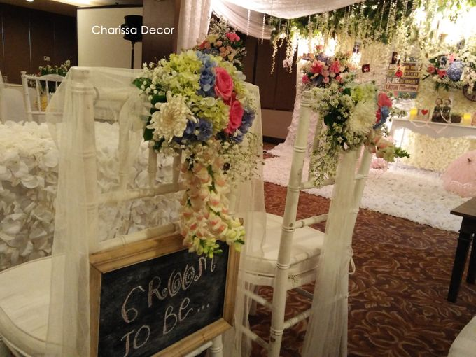 Engagement Ian & Devi by Charissa Event & Wedding Decoration - 001