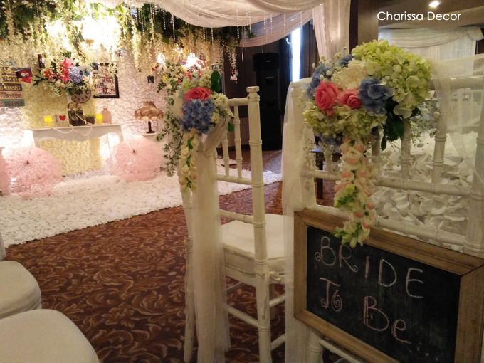 Engagement Ian & Devi by Charissa Event & Wedding Decoration - 002